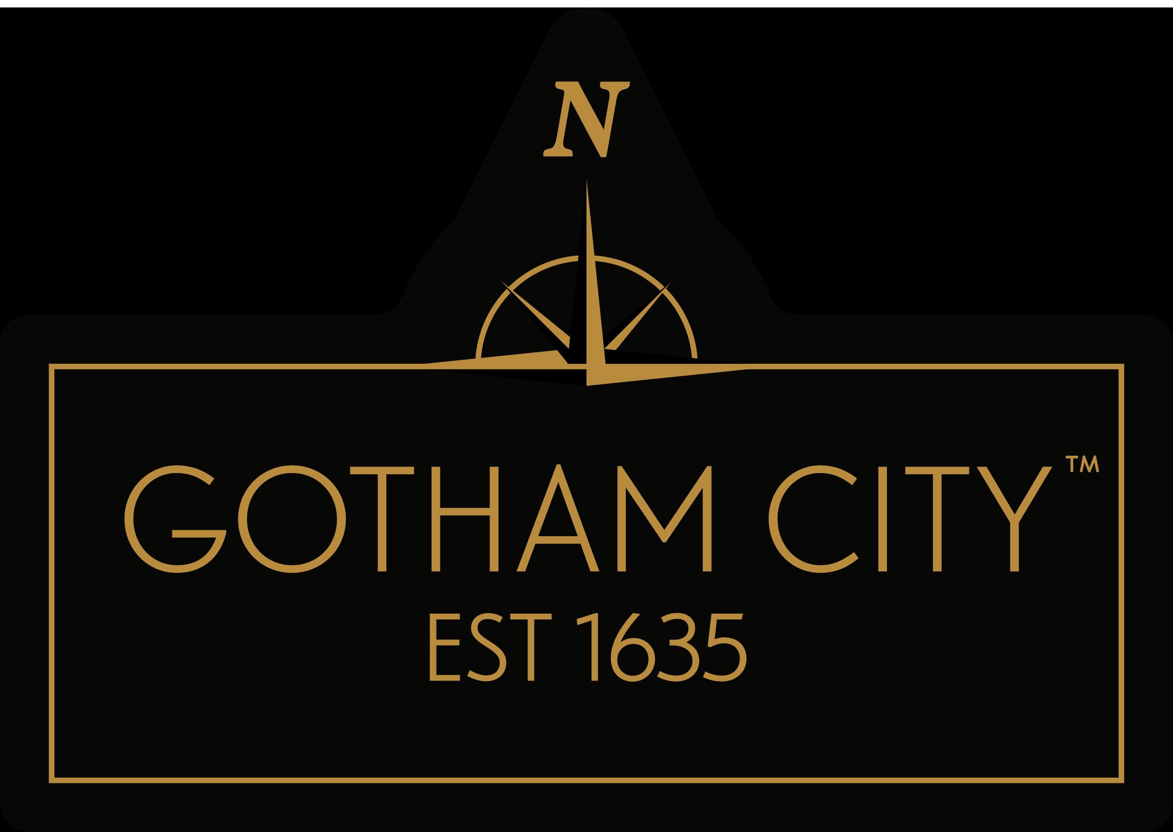 Gotham City Map Key